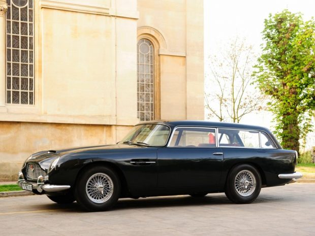 Aston Martin DB5 Vantage shooting brake