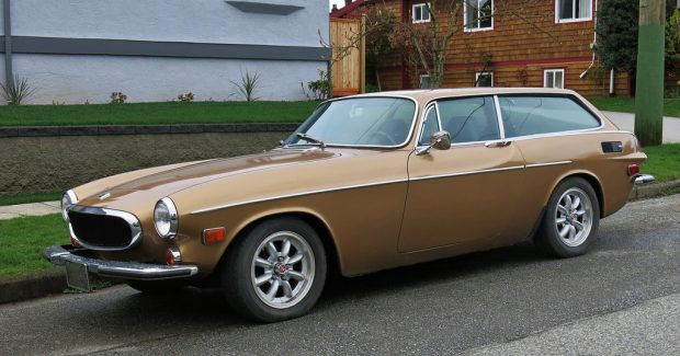 Volvo 1800ES shooting brake