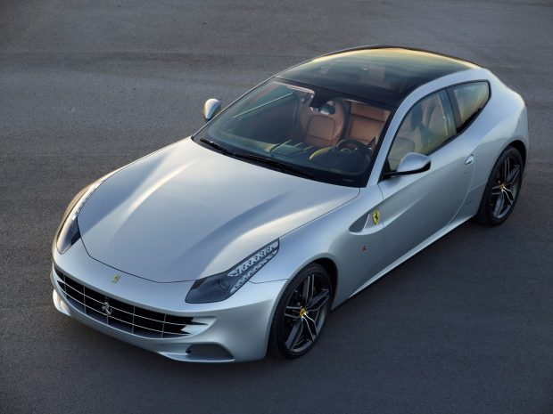 Ferrari FF shooting brake